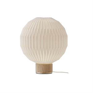 Le Klint Bordlampe Model 375 Medium papirskærm