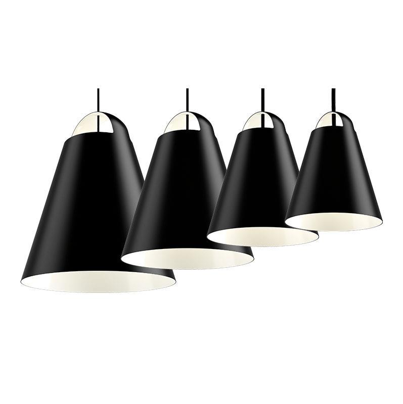 Louis Poulsen Lighting Industrivej Vest Vejen: Above Pendel Tegnet Af Mads Odgård Fra Louis Poulsen