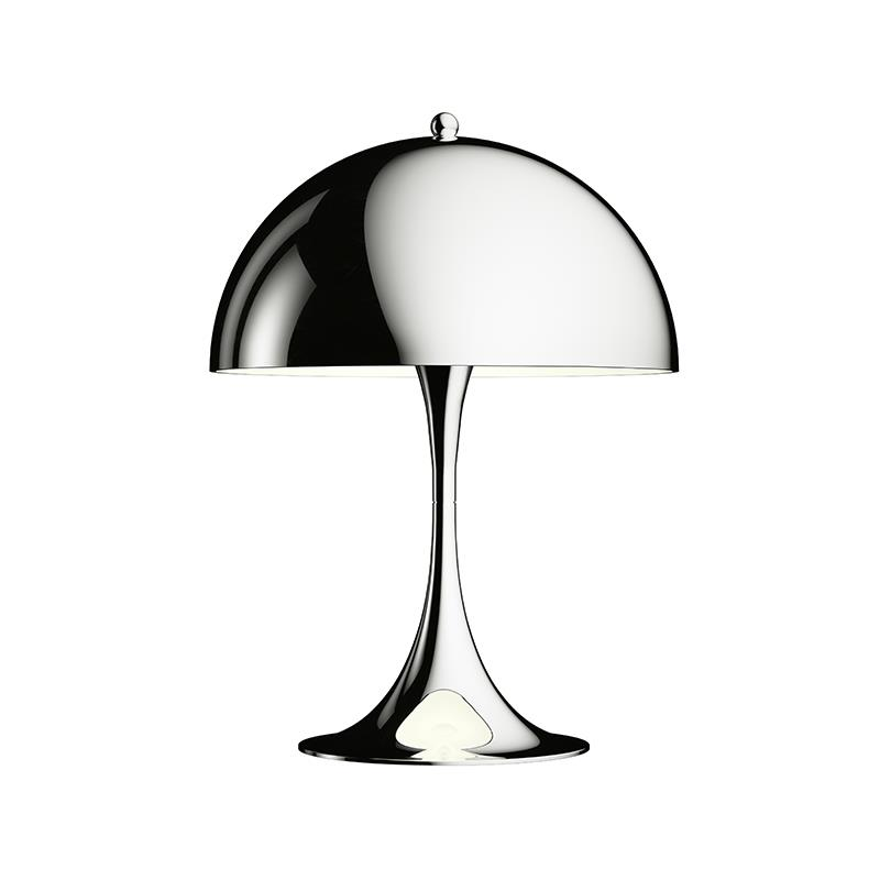 Nytt Panthella MINI bordlampe Højglansforkromet - Louis Poulsen verner EH-25