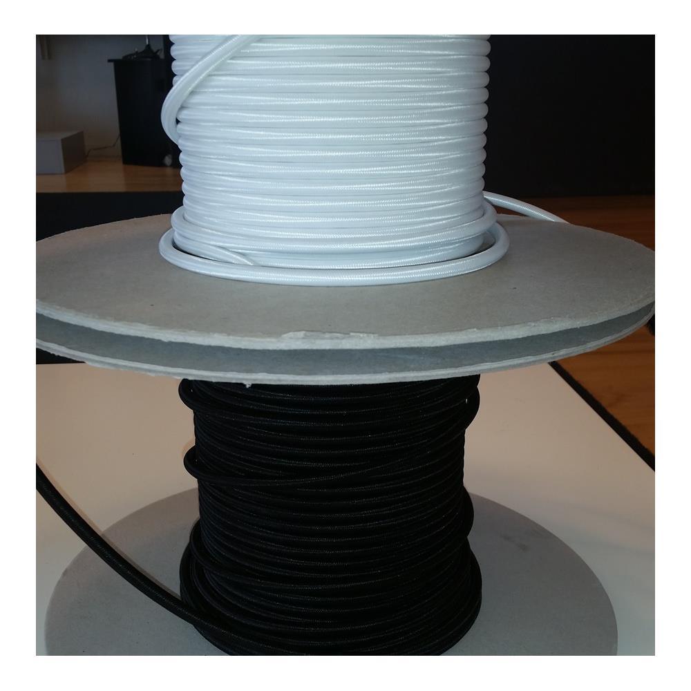 Ny Original stofledning hvid til PH lamper NJ29
