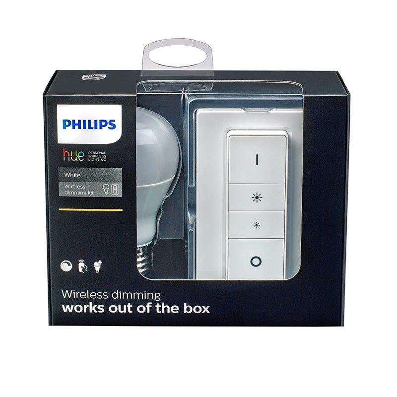 philips hue wireless dimming kit. Black Bedroom Furniture Sets. Home Design Ideas