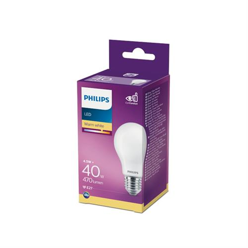 Philips pære 40w LED