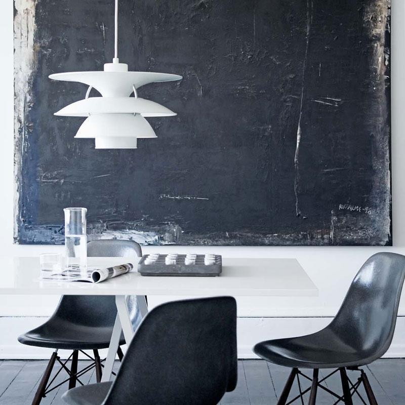ph 5 4 pendel den flotte lampe s lges her. Black Bedroom Furniture Sets. Home Design Ideas