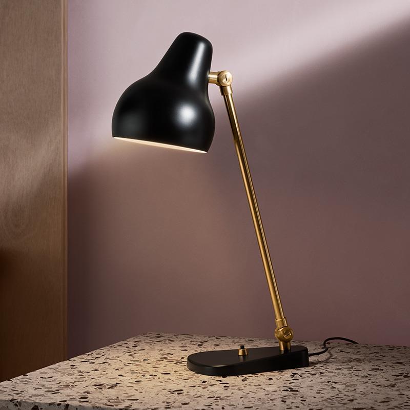 vilhelm lauritzen bordlampe