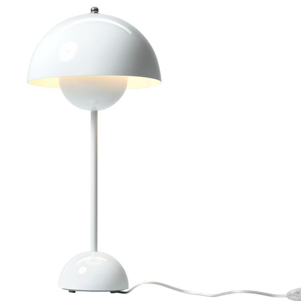 Topmoderne FlowerPot Bordlampe VP3 DA-63