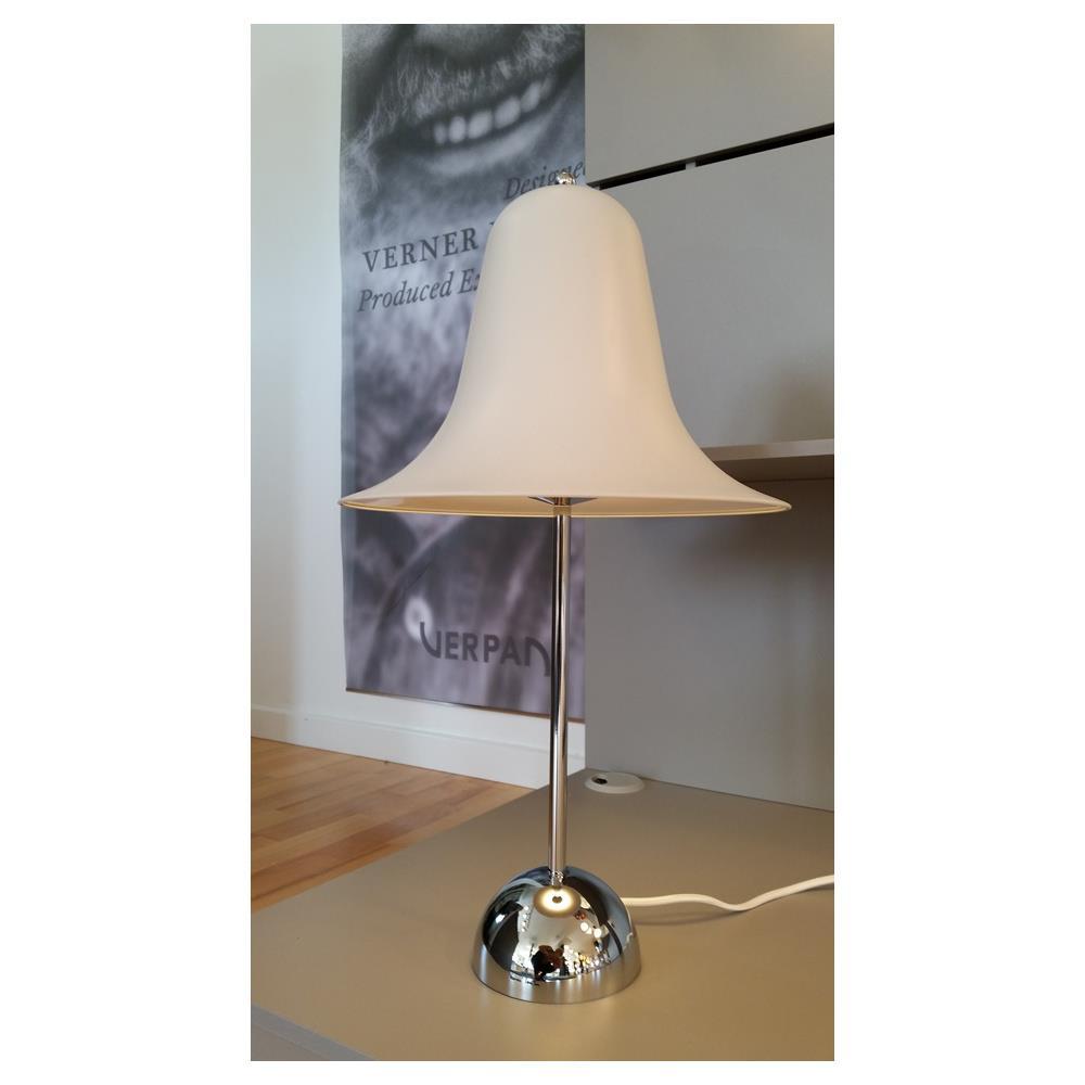 Velsete Verpan Pantop bordlampe mat hvid IL-93